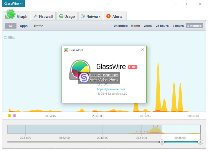 GlassWire Elite Full Version