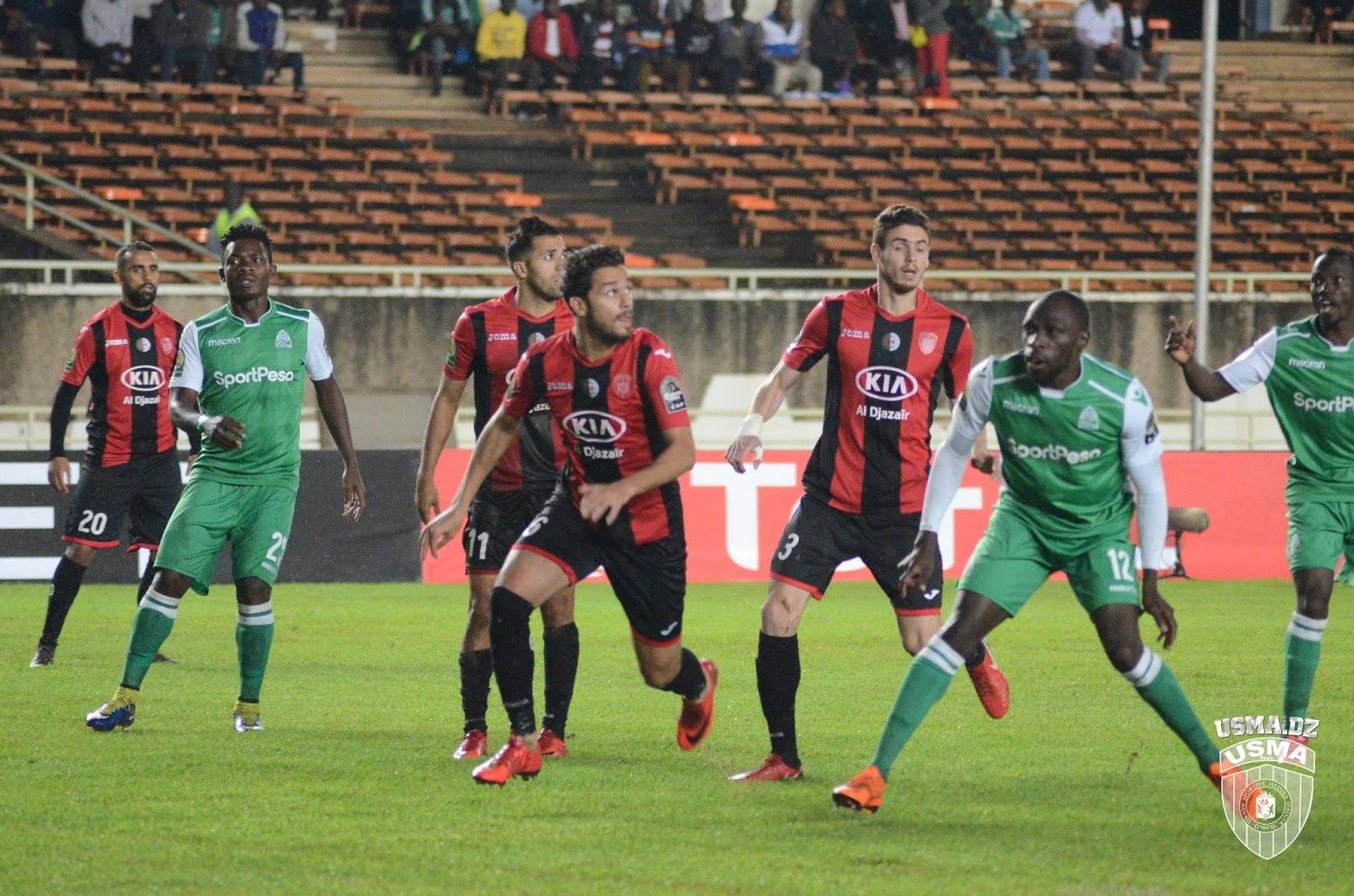 نتيجة مباراة اتحاد الجزائر وغور ماهيا اليوم الأحد 29/09/2019 دوري أبطال أفريقيا