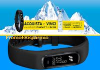 Logo Levissima Garmin: gioca e vinci 200 Vivosmart 4 Garmin