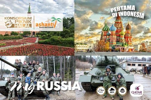 tour rusia dari surabaya