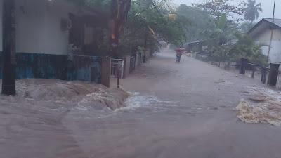 Kota Manado Kembali Dikepung Banjir dan Tanah Longsor