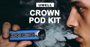Uwelll Crown Pod is here!