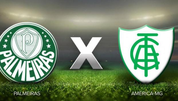 Onde Assistir Palmeiras x América-MG AO VIVO
