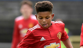 Checkout the Nigeria player called the new Lionel Messi at Manchester  United.