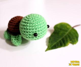 Schildkröte Häkeln Tiere Häkelanleitung Kostenlos Amigurumi Diy