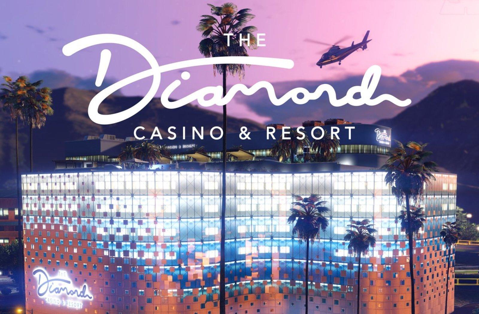 The Diamond Casino Heist - Aggressive