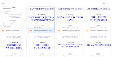 Tài liệu Java Đh Bách Khoa Hà Nội- AnonyHome