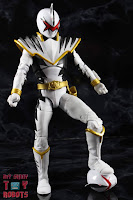 Power Rangers Lightning Collection Dino Thunder White Ranger 05