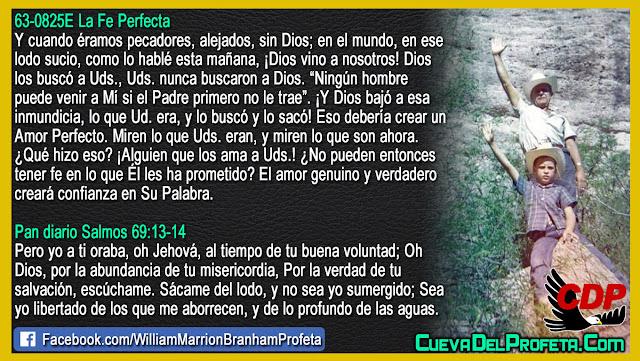 El secreto del amor perfecto - William Branham en Español