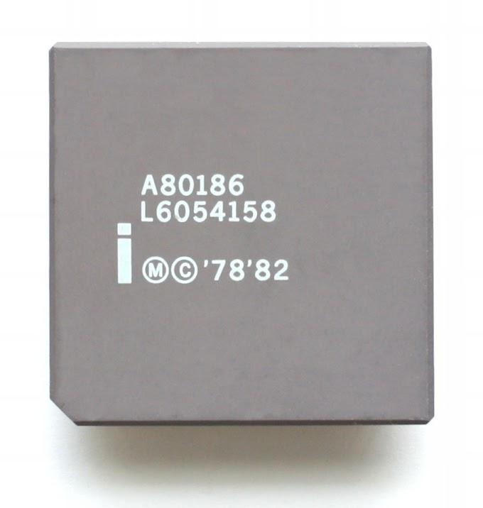 Intel 80186