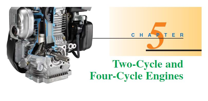 Two Cycle and Four Cycle Engines PDF