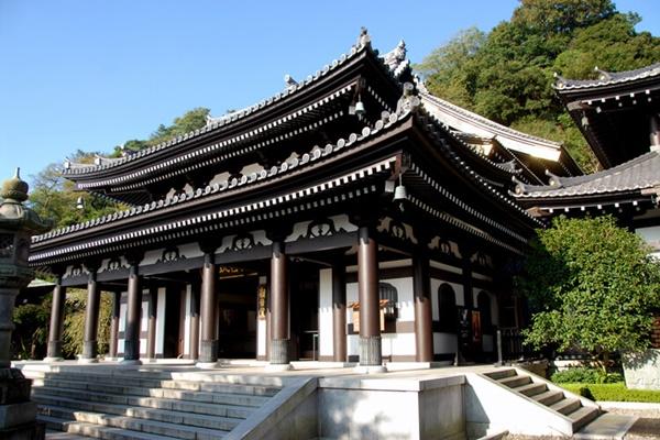วัดฮาเสะเดระ (Hasedera Temple: 長谷寺)