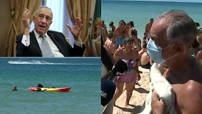 71-year-old President jumps in, rescues 2 women from drowning
