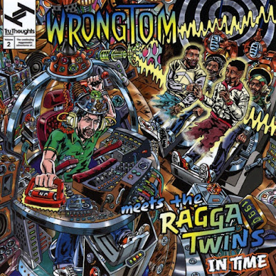 Wrongtom Meets The Ragga Twins – In Time (2017) (CD) (FLAC + 320 kbps)