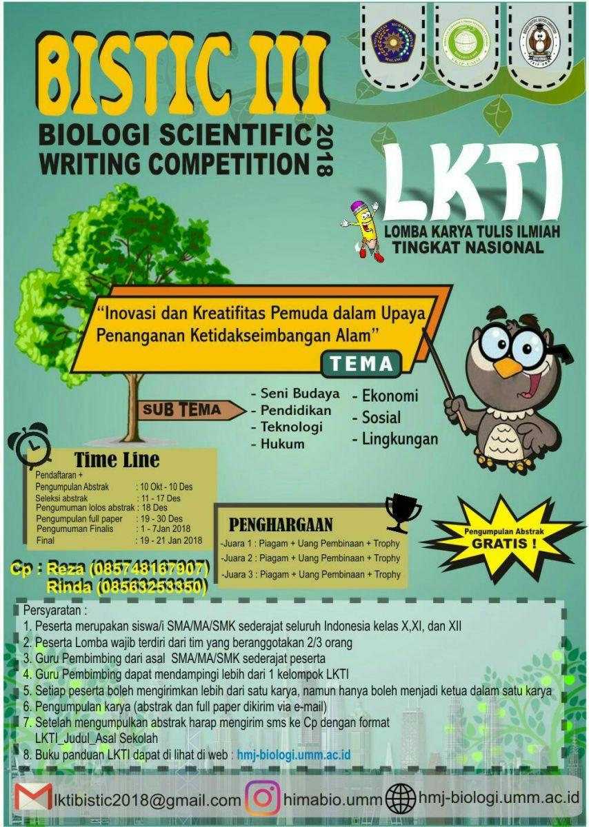 LKTI BISTIC III