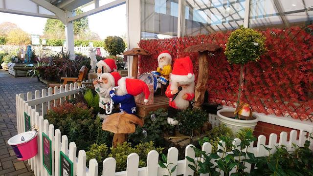 Garson's Christmas Display