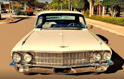 1962 Cadillac Fleetwood Sixty Front
