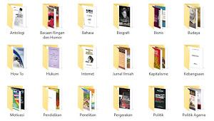 Download 694 Buku Gratis PDF Serba Digital Lintas Tema dan Kajian