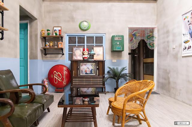 【大叔生活】2021 又是六天五夜的環島小筆記 (住宿篇) - 曾幾何時家裡有電視機也是很讓人羨慕的事情