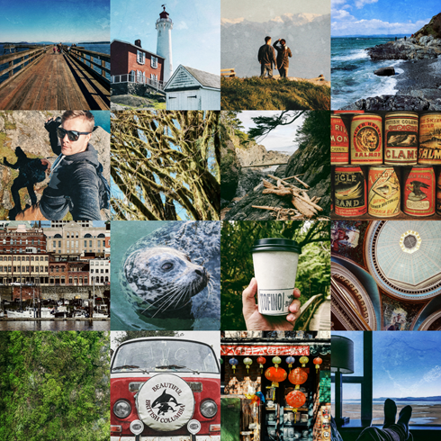 vancouver island travel photography instagram
