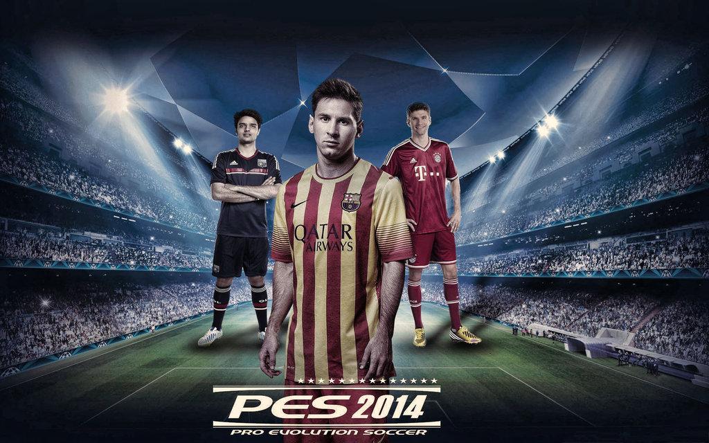 Pro Evolution Soccer 2014 - 3DM « IGGGAMES