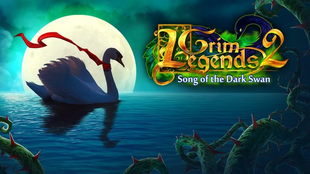 Grim Legends 2: Song of the Dark Swan v1.0 NSP XCI For Nintendo Switch