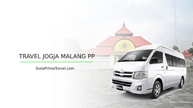 Travel Jogja Malang via Tol Order Online 081804220311