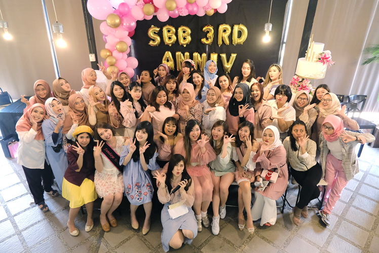 Surabaya Beauty Blogger 3rd Anniversary