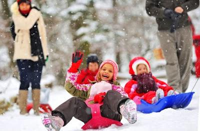как отдыхаем на январские праздники и новогодние выходные в 2018 году
