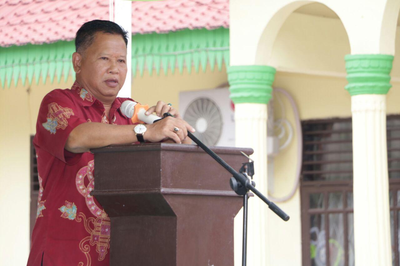 Wakil Walikota Tanjungbalai Ismail