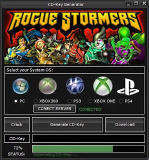 Rogue Stormers Key Generator (Free CD Key)