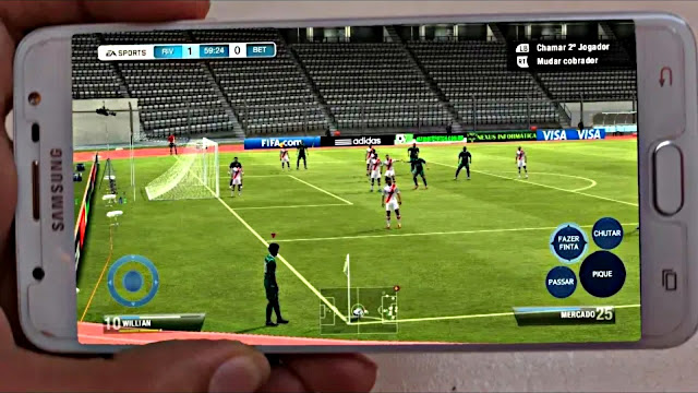 Finally Download FIFA 19 Android Offline Update Graphics HD