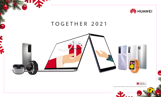 Huawei Holiday 2020 Gizmo Manila