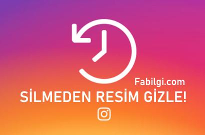 Instagram Arşivleme Paylaşımlarınızı Silmeden Saklama Özelliği Yapımı