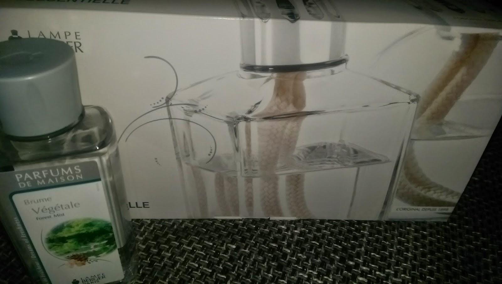 produkttest lampe berger lisa s produkttest welt. Black Bedroom Furniture Sets. Home Design Ideas