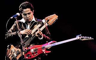 Profile Gitaris  I Wayan Balawan