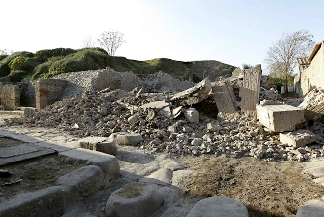 Νέα έρευνα: Η Πομπηία έγινε στάχτη μέσα σε μόλις 15 λεπτά