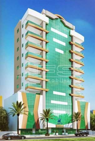 ref V990 - Via Del Mare Residencial - Apartamento 3 suítes - Quadra do Mar - Meia Praia - Itapema/SC