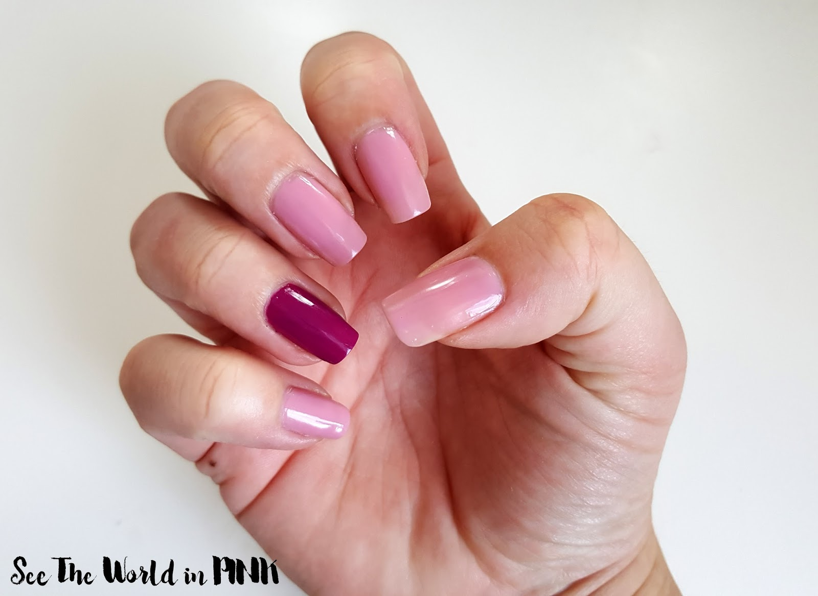 Manicure Tuesday - Mani/Pedi at Esme Beauty & Floral Bar