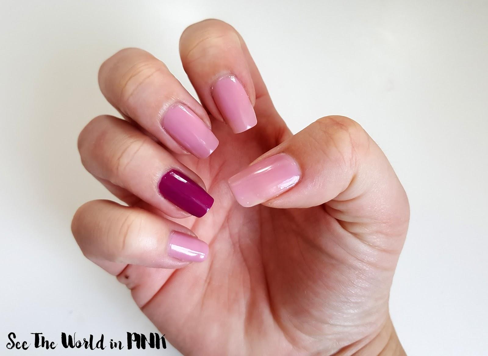 Manicure Tuesday - Mani/Pedi at Esme Beauty & Floral Bar
