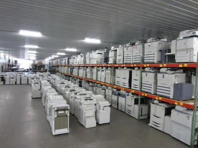 Ban may photocopy tai Vinh Bao