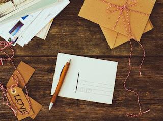 6 Langkah Mudah Untuk Menulis Surat Cinta
