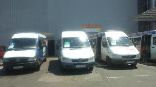 Maxi Taxi gratuit Auchan City Constanta Sud,