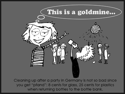 New in Germany