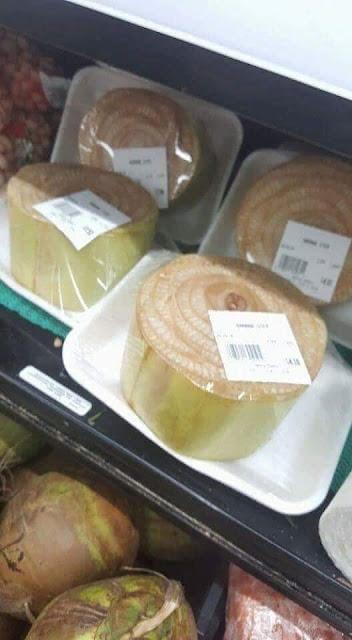 Gedebok/Batang Pisang Bahasa Inggrisnya Banana Stem di USA Hargannya $5,95/kg, Apa Manfaatnya?