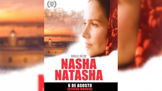 NASHA NATASHA, EL DOCUMENTAL QUE EXPLORA EL ÉXITO EN RUSIA Y PAÍSES CERCANOS DE NATALIA OREIRO