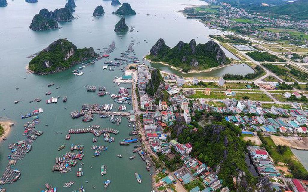Quy hoạch Vân Đồn trở thành vùng động lực phát triển kinh tế của Việt nam