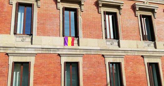 I-E denuncia hostigamiento policial a los manifestantes republicanos ante la visita de Felipe de Borbón a Pamplona