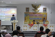 Anggota DPR RI Gelar Seminar bersama DISPORAPAR Kendal