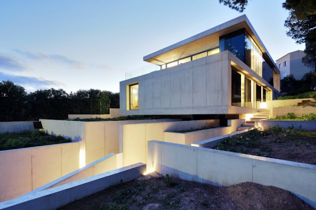 Diseno de casa por sct estudio de arquitectura espana - Estudios arquitectura espana ...